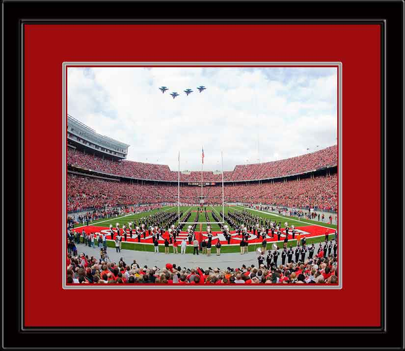 Frame Your Ohio State 2015 Newspaper Headlines Poster